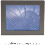 3M Industrial Flanged Bezel for CT150 Kiosk Touch Monitor, 29368, 7007379, Monitor & Display Accessories