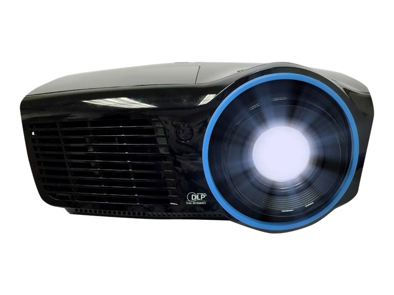 InFocus IN3134A XGA DLP 3D Projector, 4200 Lumens, Black, IN3134A, 17870011, Projectors