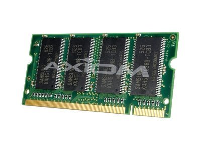 Axiom 1GB PC2-5300 DDR2 SDRAM SODIMM for R500-S5005, A200-JS5, PA3512U-1M1G-AX
