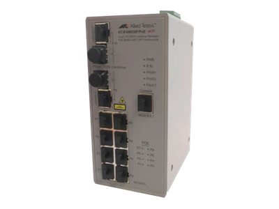 Allied Telesis AT-IFS802SP/POE(W)-80 Image 1