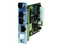 Transition 10 100 1000BTX to 1000BASE BX Converter 1310NM TX 1490NM RX SM, CBFFG1029-105, 10880398, Network Transceivers