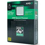 AMD Processor, Opteron DC Model 2216 HE 2.4GHz, 2MB L2 Cache, 68W, OSP2216GAA6CQ, 6983191, Processor Upgrades