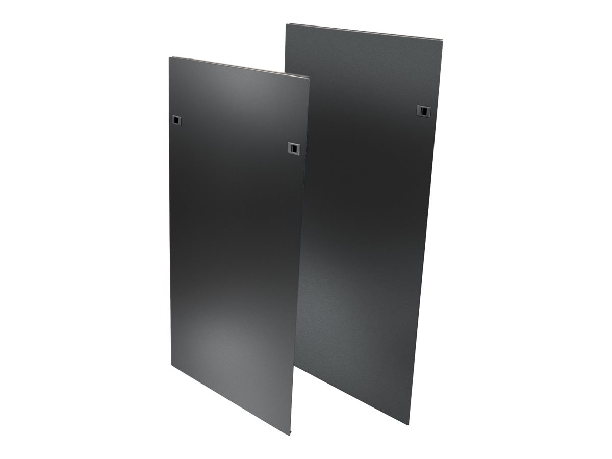 Tripp Lite SmartRack Heavy-Duty Open Frame Side Panels, 50U w  Latches