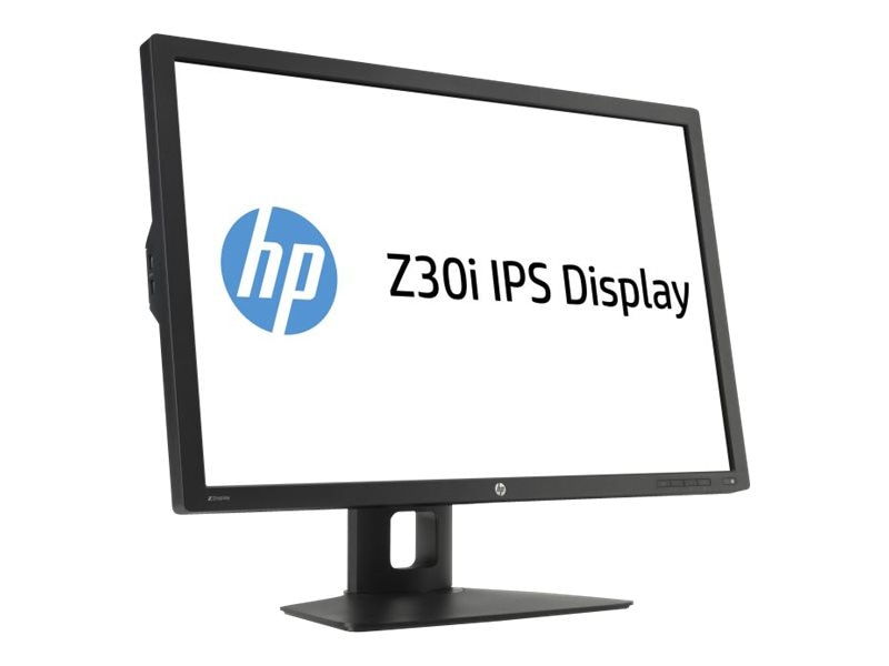 HP 29.8 Z30i LED-LCD Monitor, Black, D7P94A4#ABA