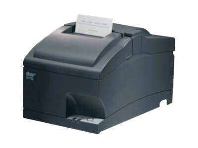 Star Micronics SP742MDR Impact Friction Serial Journal Printer w  Cutter & Power Suopply, 37999380