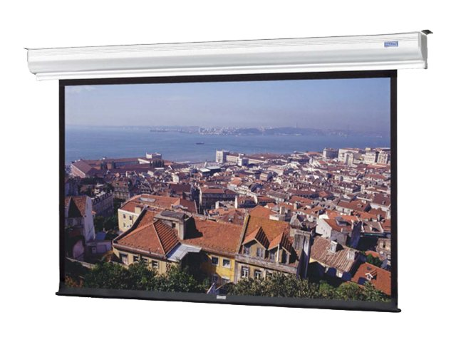 Da-Lite Contour Electrol Projection Screen, Matte White, 8' x 8'