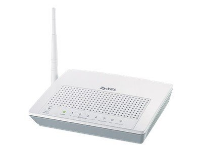 Zyxel Prestige 870HW-51a v2 Wireless Router DSL 4-port Switch 802.11b g, P870HW51AV2, 10042984, Wireless Routers