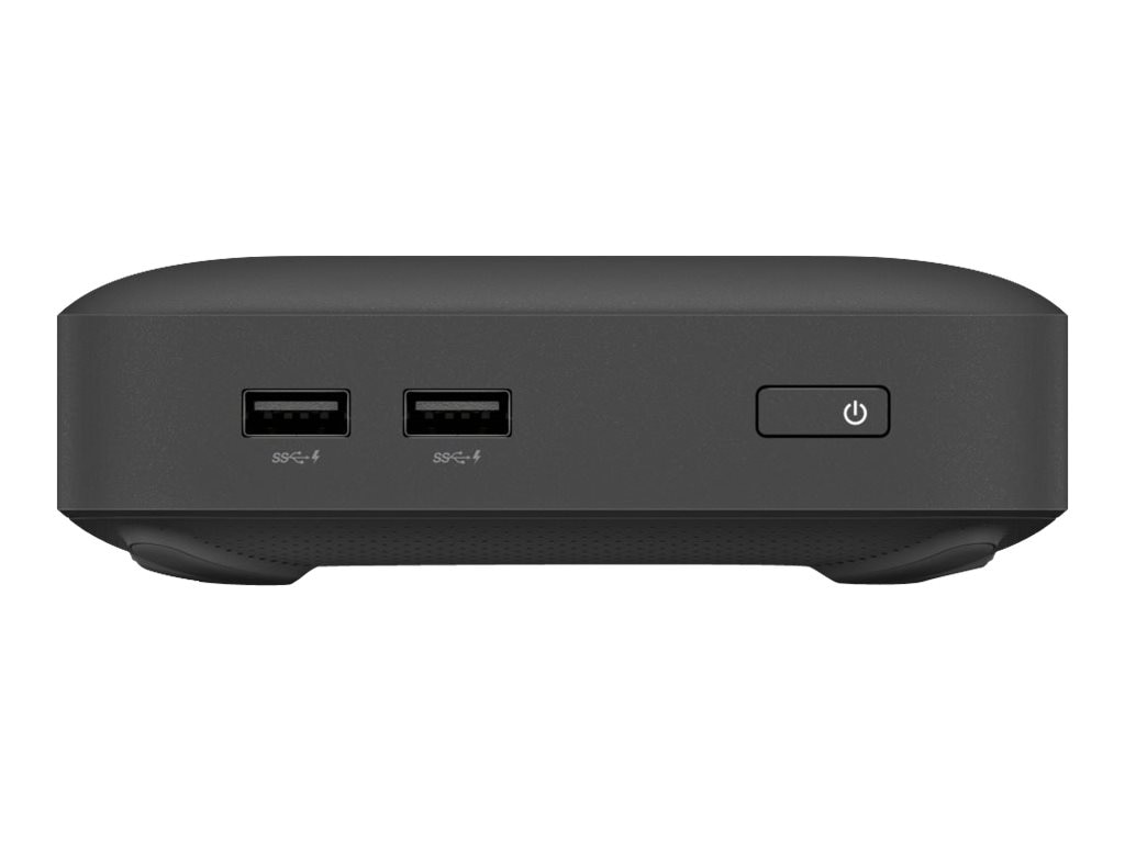 HP Smart Buy Chromebox 1.4GHz Celeron 4GB RAM 16GB hard drive, J5N50UT#ABA, 17393349, Desktops