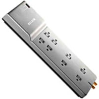 Belkin Home Office Series Surge Protector, 3550 Joules, (8) Outlet, 12ft Cord, BE108230-12, 7074862, Surge Suppressors