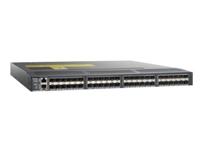 Cisco MDS 9148 Multilayer Fabric Switch w  (16) 8Gb s Active Ports & (16) 8Gb s SW Optics, DS-C9148D-8G16P-K9, 11151111, Fibre Channel & SAN Switches
