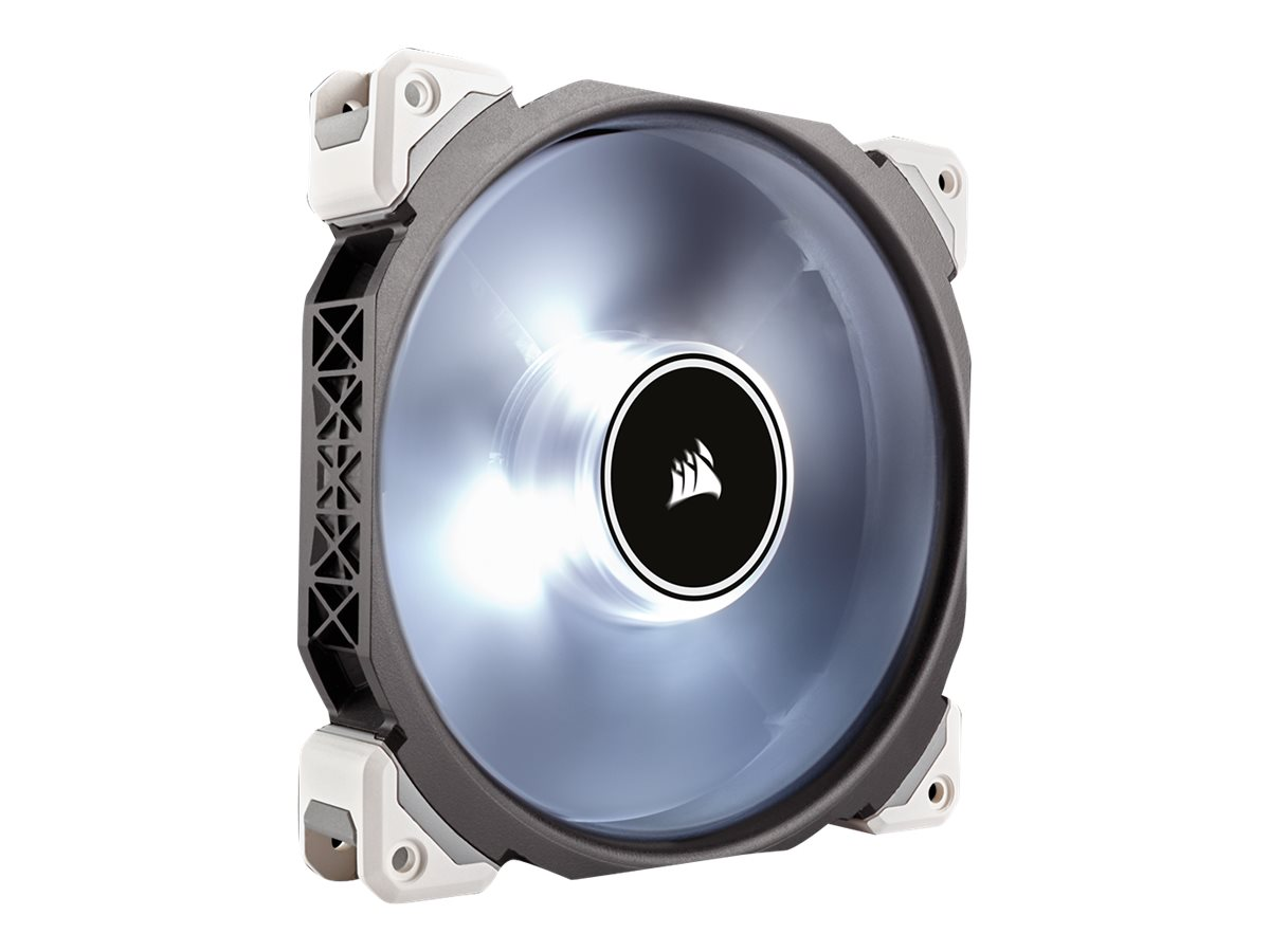 Corsair ML140Pro LED 140mm Levitation Fan, White