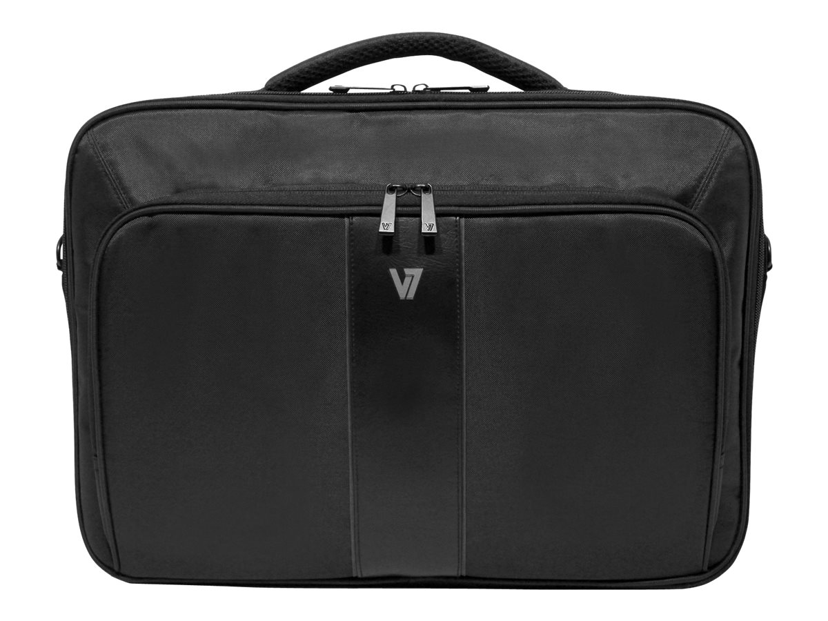 V7 Professional 2 Frontloader Carrying Case for 17 Notebook, CCP22-9N