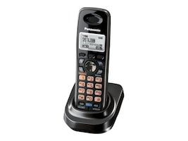 Panasonic DECT 6.0 Digital Cordless Handset for Use with Panasonic 6300 and 9300 Series Phone Systems, Black, KX-TGA939T, 9682108, Telephones - Consumer