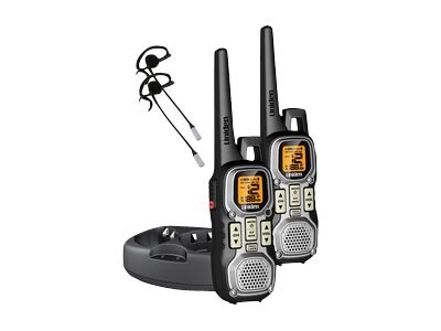 Uniden 2-Way Radio with Cradle, 40-Mile, GMR4040-2CKHS, 13663014, Two-Way Radios