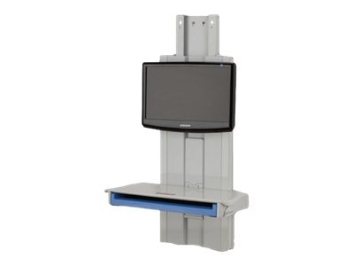 Rubbermaid A36 Slim Line, Standard, External CPU Holder