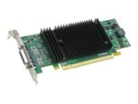 Matrox Millennium P690 Low-Profile PCI Express x16 128MB DualHead Graphics Card, P69-MDDE128LPF, 8115099, Graphics/Video Accelerators