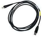 Honeywell USB Cable, USB Type A (M) to RJ-45 (M), 7.5ft