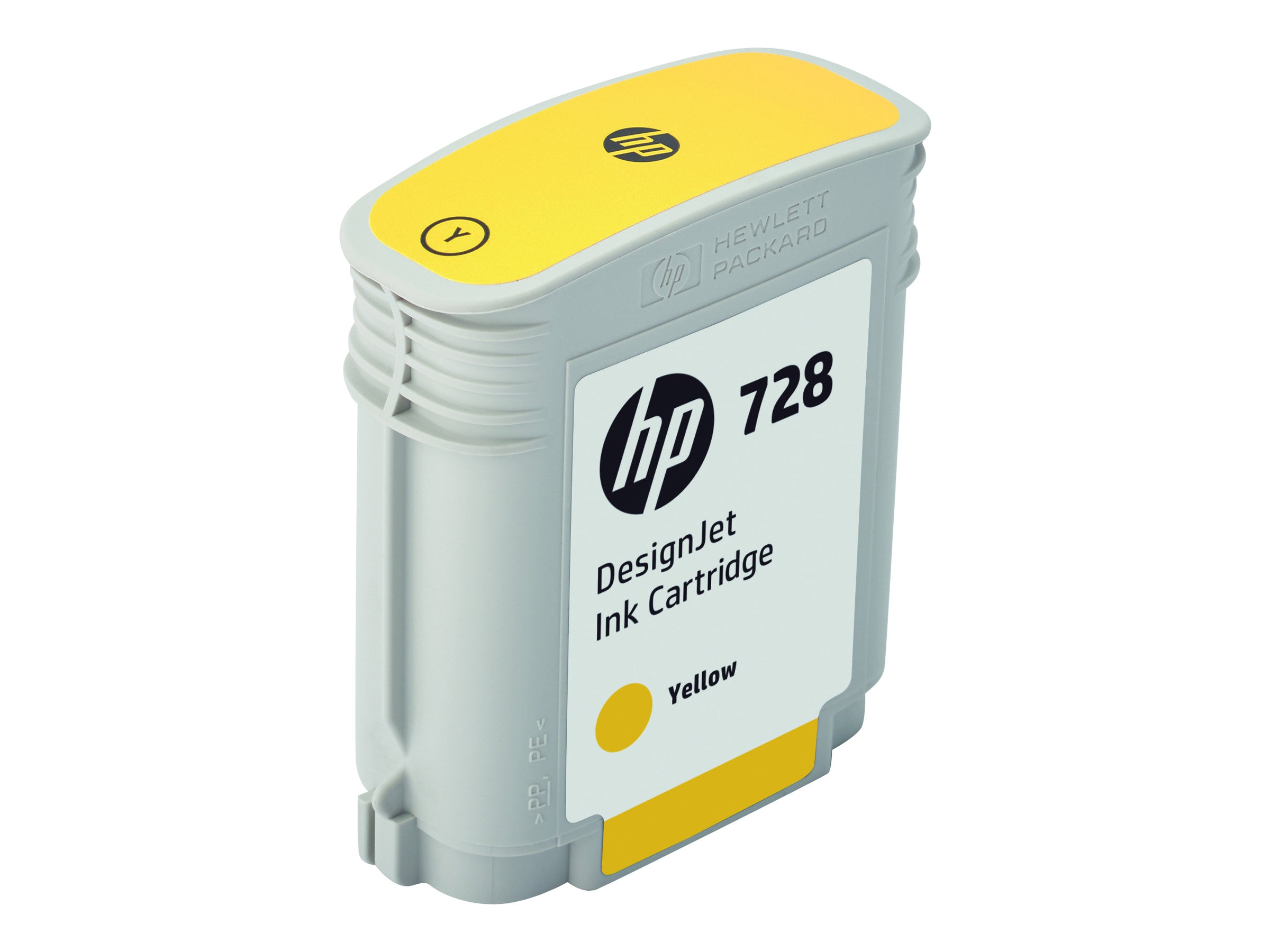 HP 728 (F9J61A) 40ml Yellow Designjet Ink Cartridge for HP DesignJet T730 & T830 Series