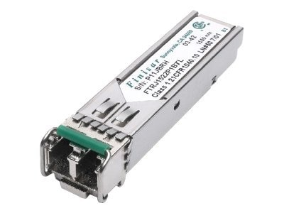 Finisar 1550NM DFB Pin OC-12 LR-2 622 Mbps Transceiver, FTLF1522P1BTL, 13789274, Network Transceivers