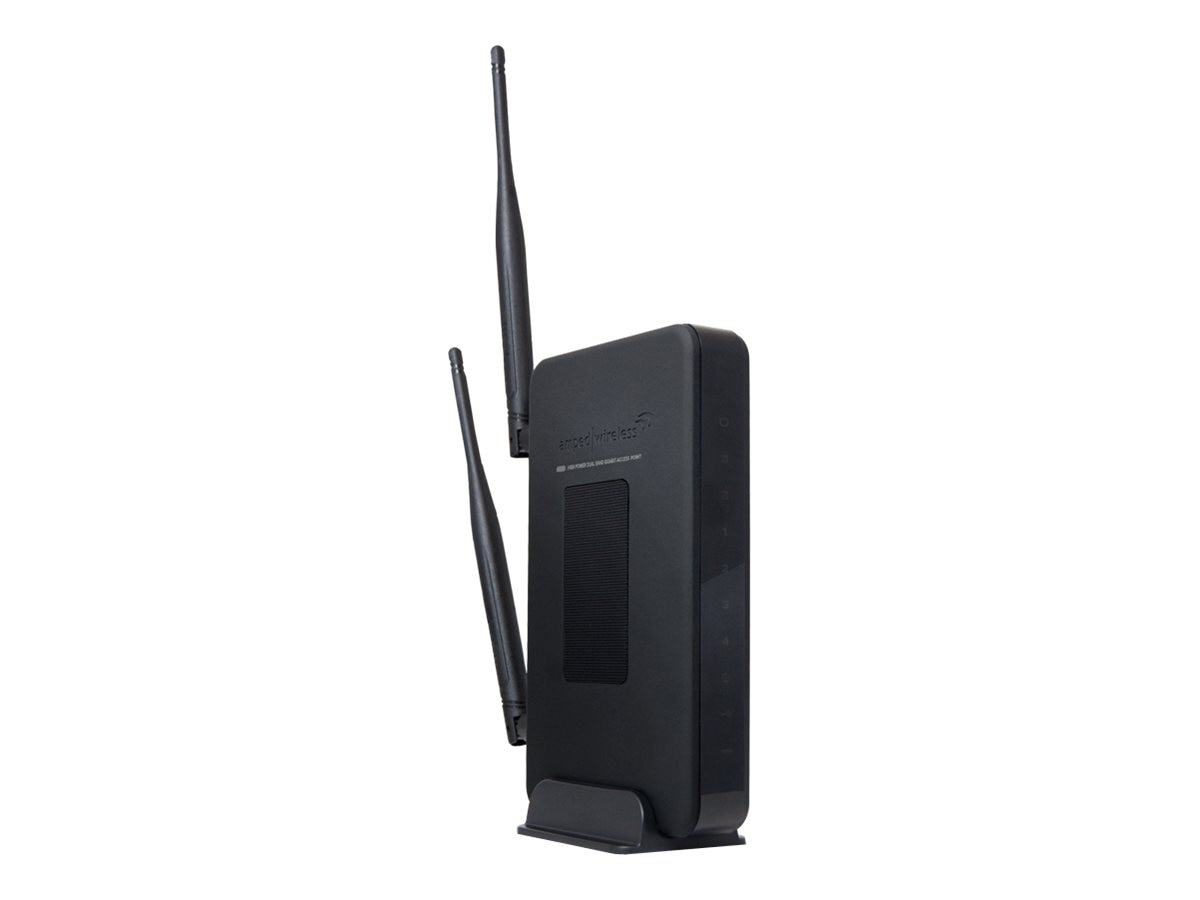 Amped Wireless AP20000G Dual Band Wi-Fi Access High Power WL-N 600MW DB Long Range 7500SQFT Gigabit