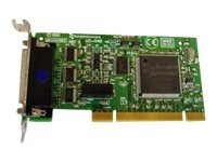 Brainboxes 4-Port Low Profile RS232 PCI Serial Card Opto Isolated TX,RX,GND,CTS & RTS, UC-061, 15251187, Controller Cards & I/O Boards