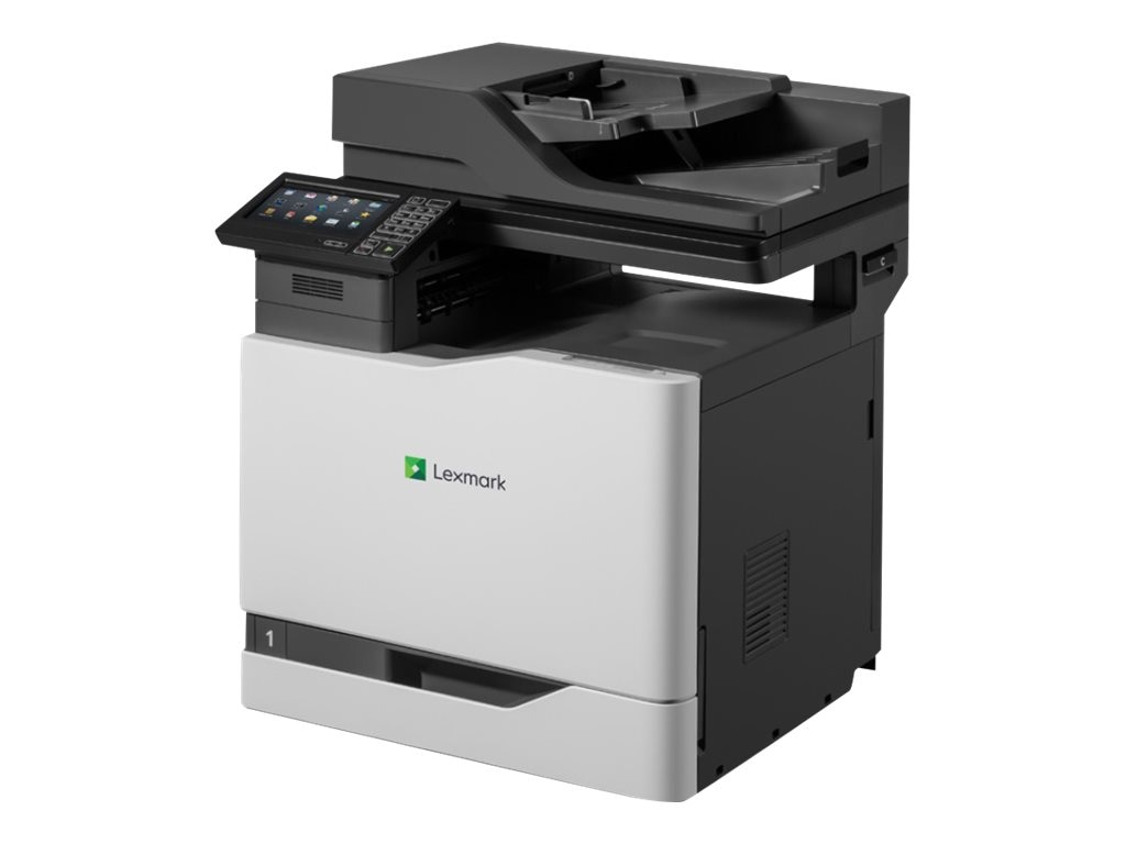 Lexmark CX820de Color Laser Multifunction Printer, 42K0010, 31428624, MultiFunction - Laser (color)