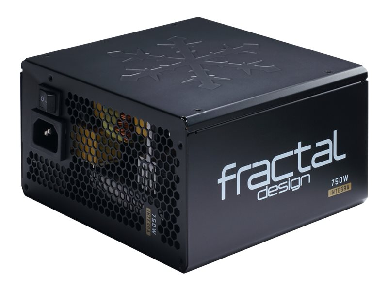Fractal Design Integra M 750W, FD-PSU-IN3B-750W