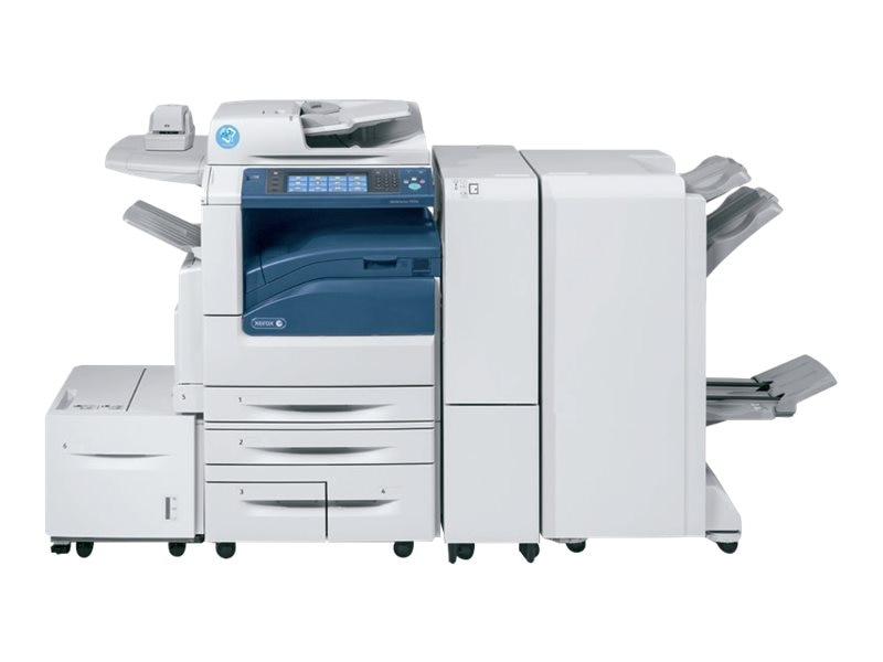 Xerox WC7970i MFP w  (4) Trays, 7970/PH2I, 31861663, MultiFunction - Laser (color)