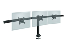 Siig Triple Monitor Desk Stand for 13 to 27 Displays, CE-MT1812-S2, 31799610, Stands & Mounts - AV