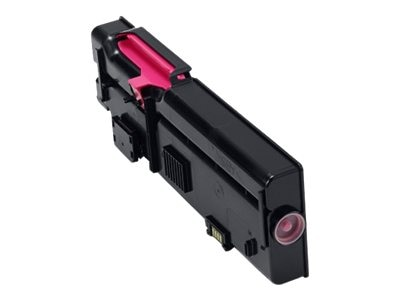 Dell 1200-page Magenta Toner Cartridge for Dell C266XDN (593-BBBP)