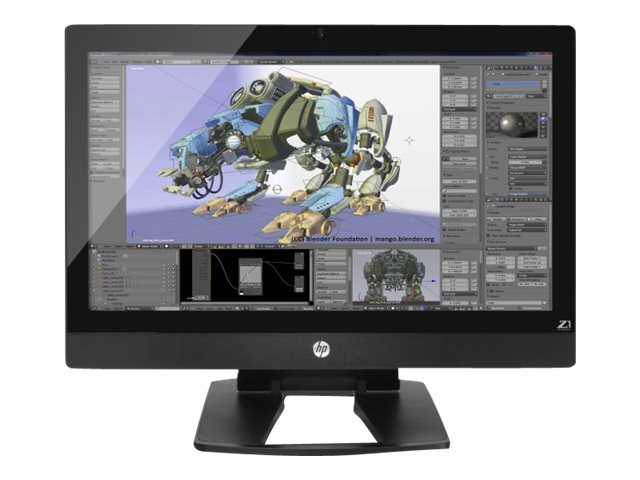 HP Z1 G2 3.4GHz Xeon Windows 8.1 Pro 64-bit, F1K60UA#ABA, 16863986, Workstations
