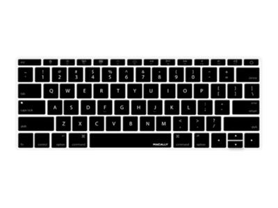 Macally Keyboard Cover, Black