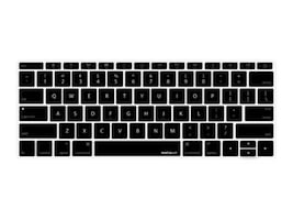 Macally Keyboard Cover, Black, KBGUARDMBBK, 26135229, Protective & Dust Covers