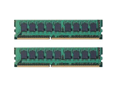 BUFFALO 16GB DDR3 SDRAM DIMM Kit for TeraStation 7120r, OP-MEM-8GX2-3Y