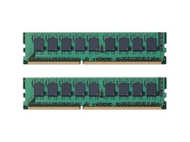 BUFFALO 16GB DDR3 SDRAM DIMM Kit for TeraStation 7120r, OP-MEM-8GX2-3Y, 14995512, Memory