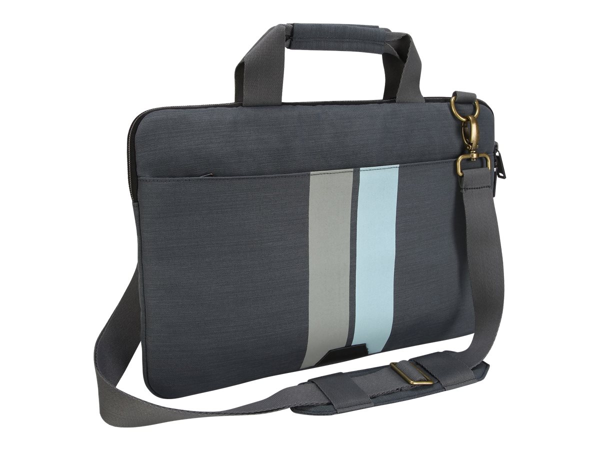 Targus 15.6 Geo Slipcase, Gray Black