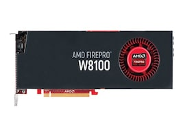 Sapphire FirePro W8100 PCIe 3.0 x16 Graphics Card, 8GB GDDR5, 100-505976, 32063701, Graphics/Video Accelerators