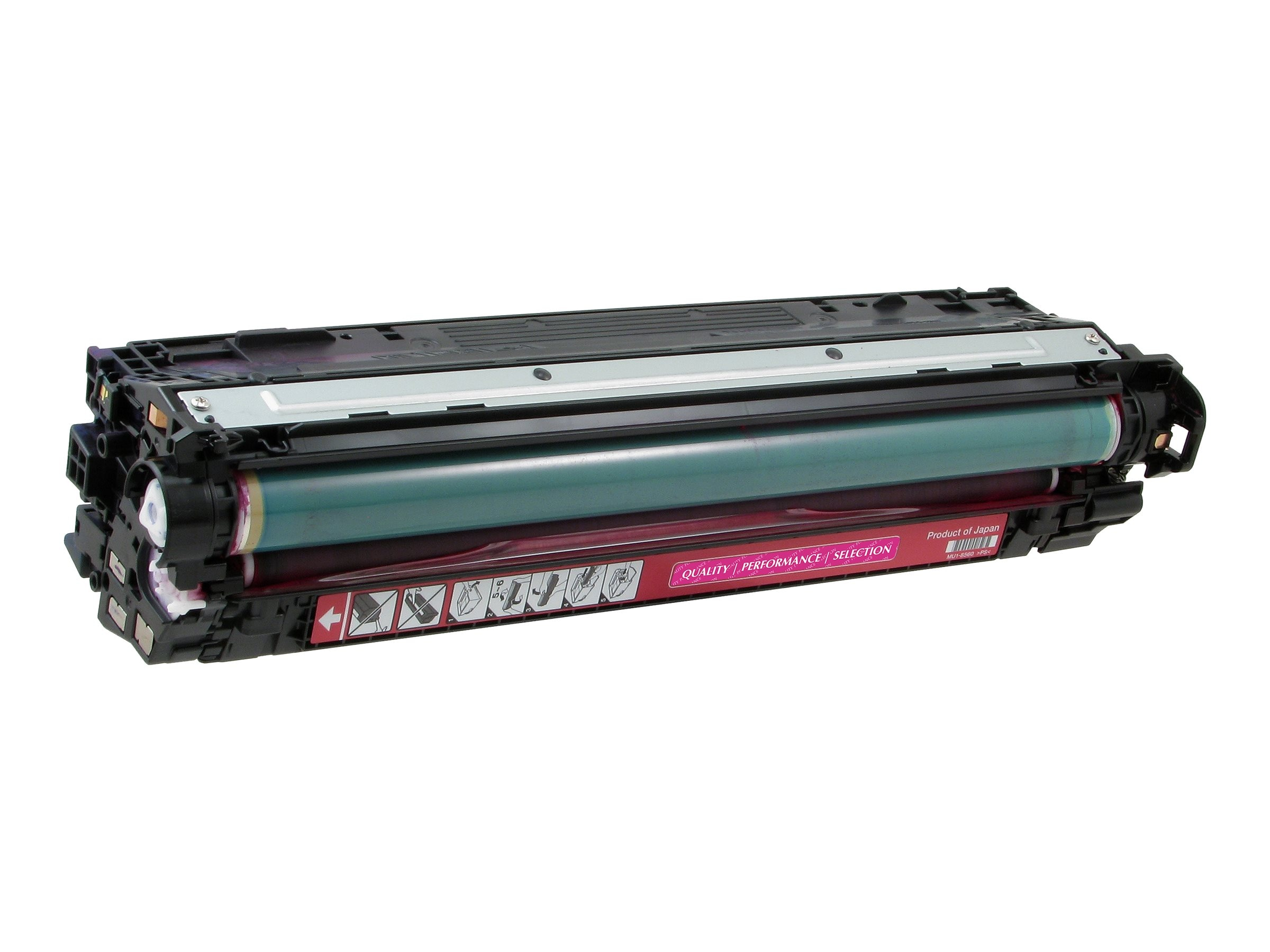 V7 CE743A Magenta Toner Cartridge for HP Color LaserJet P5220, V75220M