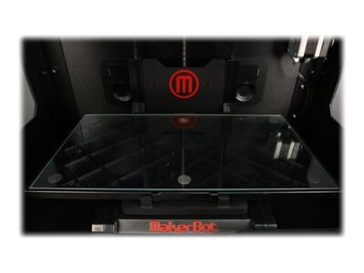 MakerBot Glass Build Plate for Replicator2 Pro Series