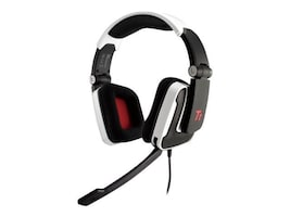 Thermaltake Gaming Headset White, HT-SHK002ECWH, 12393913, Headsets (w/ microphone)