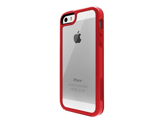 OtterBox My Symmetry for iPhone 5 5S, Scarlet, 77-51703, 20861668, Carrying Cases - Phones/PDAs