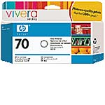 HP 70 Gloss Enhancers for HP DesignJet Printers (2-pack), C9459A/2PK, 16070281, Ink Cartridges & Ink Refill Kits