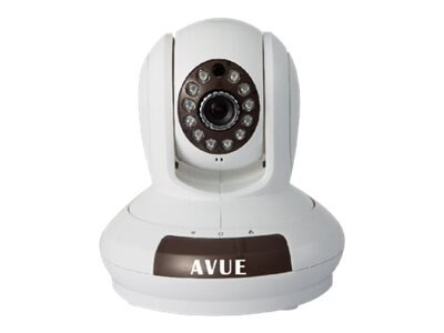 Avue 720p Plug & Play IP Cloud HD PTZ Camera, AVP562W