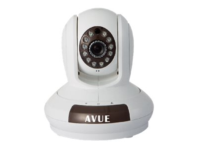 Avue 720p Plug & Play IP Cloud HD PTZ Camera