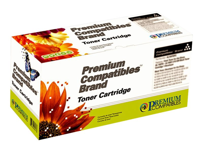 Premium Compatibles 330-3792 Cyan High Yield Toner Cartridge for Dell, 330-3792-PC