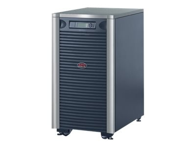 APC Symmetra LX 12 kVA Scalable to 16 kVA N+1 Tower 208 240 Volts Hardwire Input and Output