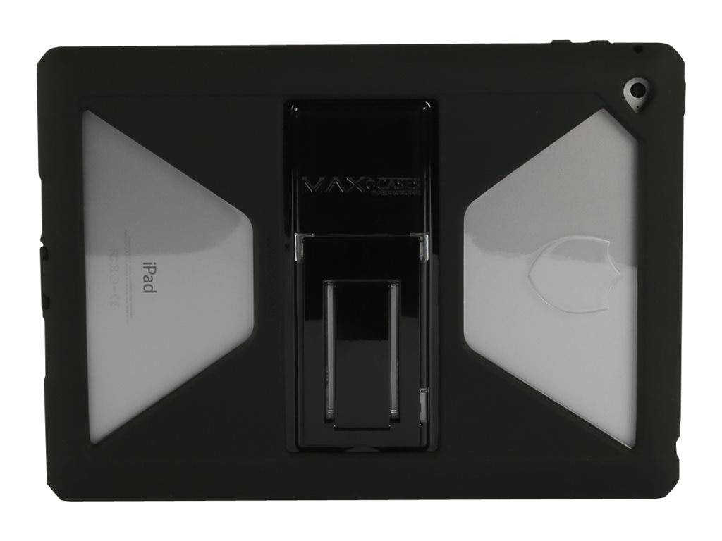 Max Cases Shield XtremeS for iPad mini 4, Black, AP-SXS-IPM4-8-BLK