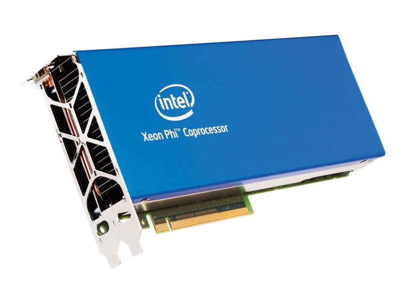 HPE Processor, Xeon Phi 61C 7120P Coprocessor Kit 1.24GHz 30.5MB 300W for SL250s SL270s