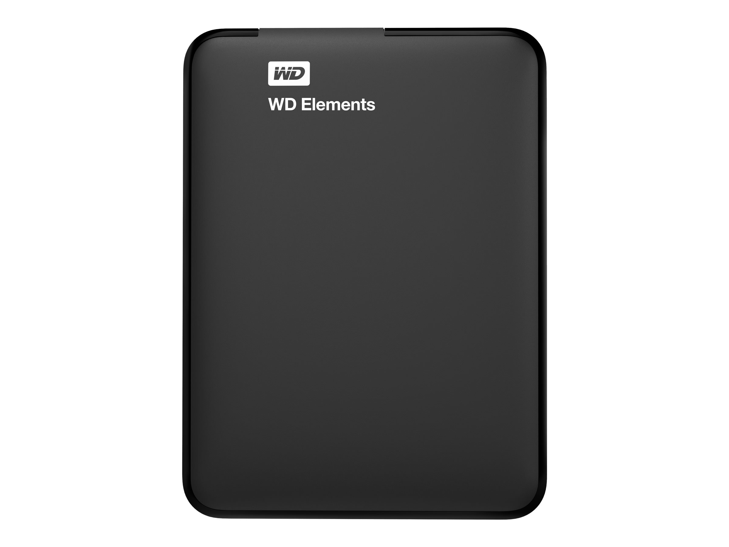 WD 2TB WD Elements USB 3.0 Portable Hard Drive, WDBU6Y0020BBK-NESN, 15925276, Hard Drives - External