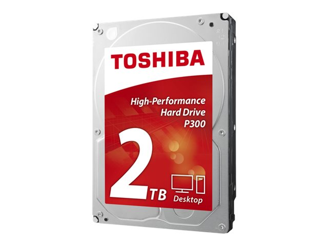Toshiba 2TB P300 3.5 Internal Hard Drive